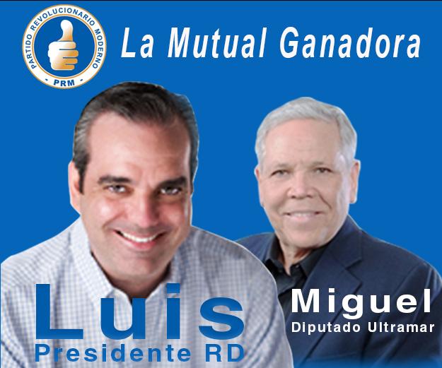 Miguel Diputado Ultramar