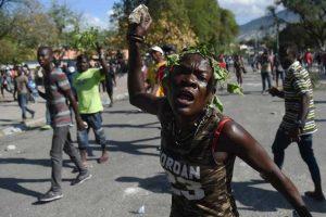 Haití se resiente con una fuerte crisis sistémica