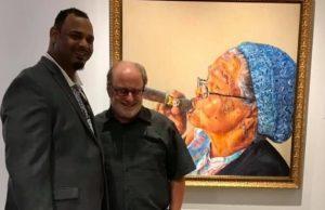 Pensylvania: Artista dominicano con obra en Museo de Arte Allentown