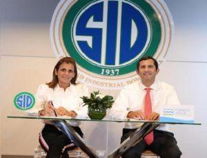 Grupo SID y Fondo de Agua SD sellan compromiso por medioambiente