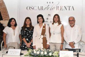 Centro León homenajeará a Oscar de la Renta desde el 22 de noviembre