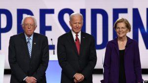 Cuarto debate demócrata: Críticas a Trump y respaldo a juicio político