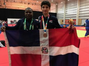Antonio Tornal competirá en Campeonato Mundial de Judo