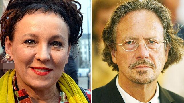 Polaca y austríaco ganan premios Nobel de Literatura2018 y 2019
