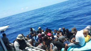 Tronchan viajes clandestinos de 144 personas intentaban llegar a P.Rico