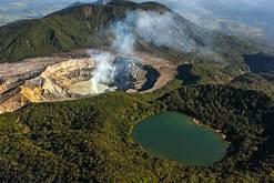 COSTA RICA: Permanecerá cerrado Parque Nacional Volcán Poás