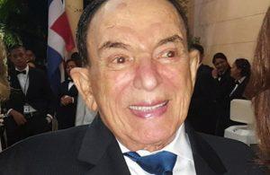 Muere a los 89 años el reconocido empresario dominicano Mario Lama