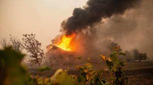 CALIFORNIA: Incendios dejarán a dos millones de personas sin electricidad