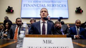 EEUU: Zuckerberg responde ante el Congreso sobre Facebook