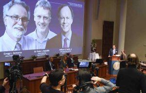 Científicos que descubrieron cómo células usan oxígeno ganan Nobel