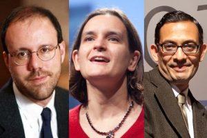 Indú, francesa y estadounidense ganan Nobel Economía