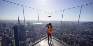 Inaugurarán mirador al aire libre en rascacielos de NY