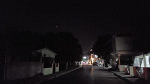 SANTIAGO RODRIGUEZ: Residentes protestan contra tanda apagones