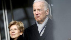 EEUU: Encuestas muestran a Biden y Warren demócratas con más apoyo