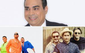 Gilberto Santa Rosa, Bacilos e Ilegales actuarán en Punta Cana