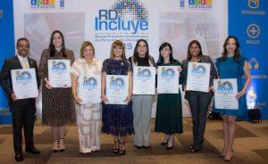 Banreservas recibe 42 galardones por mejores prácticas inclusivas