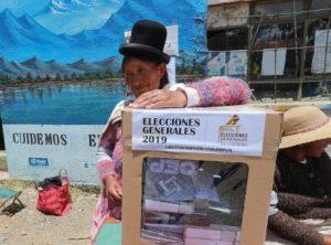 BOLIVIA: Suspenden recuento votos; todo apunta a una segunda vuelta