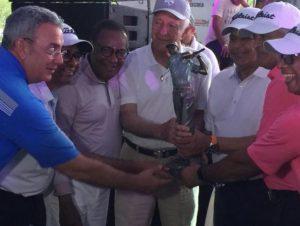 Ejército conquista Copa de Golf del Ministerio de Defensa