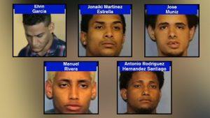 Sentencian a 5 de los pandilleros asesinaron adolescente dominicano