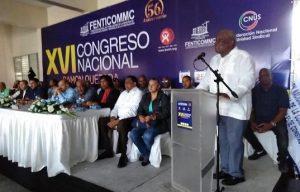 Celebra con éxito XVI congreso de trabajadores de la construcción