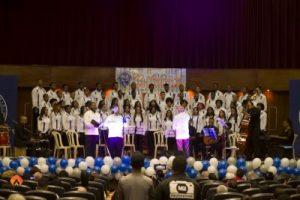 "UASD auspicia concierto ""70 Aniversario Coro Universitario"""