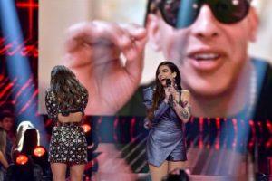 Daddy Yankee en Reina de la Canción