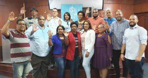 Sociedad medios digitales celebra aniversario y juramenta miembros