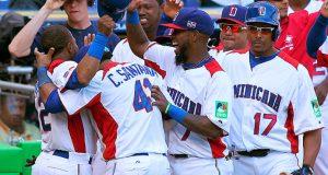 Anuncian equipo dominicano de béisbol para el Premier-12