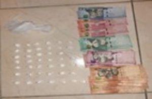BARAHONA: Detienen a un joven con 42 porciones de cocaína