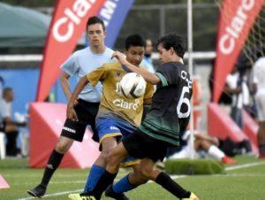 Saint Nicolas y Saint Michael's triunfan el Intercolegial Futsal