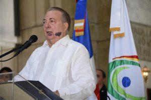 """Ministro de Cultura valora la """"gesta histórica"""" de Cristóbal Colón"""