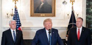 EEUU: Trump anuncia un alto el fuego permanente en Siria