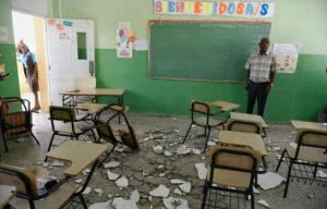 500 planteles escolares requieren mantenimiento, confirma el MINERD