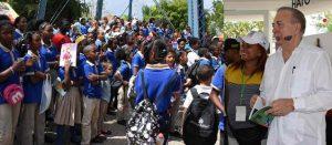 MONTE PLATA: Concluye Feria del Libro tras 4 días de fiesta cultural