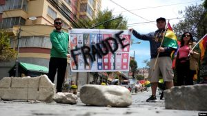 BOLIVIA: Evo Morales iría a segunda vuelta en caso de fraude