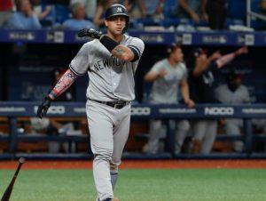 La ayuda que recibió Gary Sánchez en los Yankees de Nueva York