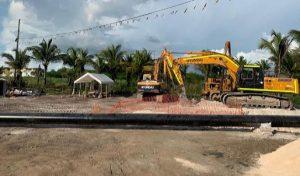 Demandan AES por violación propiedades con Gasoducto del Este