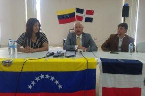 Embajador de Venezuela designado por Guaidó espera presentar credenciales a DM