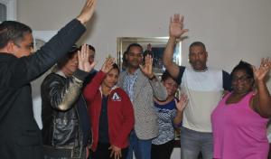 Pensylvania: Juramentan nuevo equipo de trabajo del PRD
