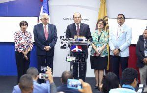 Presidente JCE aclara que auditoría a equipos no responde a exigencias LF