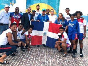 Embajador RD en Qatar resalta entrega atletas mundial playa