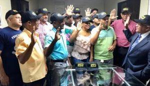 Movimiento cierra actividades integrando equipos a favor Leonel