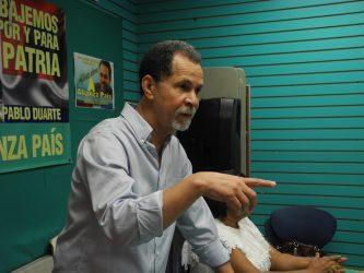 Alianza País afirma PLD convierte en asuntos de Estado sus rebatiñas