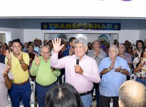 Fernando Rosa llama a preservar unidad del PLD; felicita a Gonzalo
