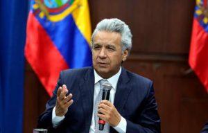"""ECUADOR: Moreno llama """"asno"""" a Maduro y le culpa de la violencia"""