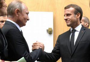 FRANCIA: Macron aboga por prorrogar el alto el fuego en Siria