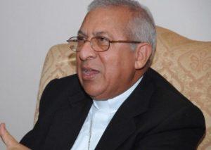 Arzobispo de la Rosa y Carpio se recupera de lesión sistémica