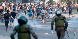 CHILE: Sube a 19 la cifra de muertos tras una semana de protestas