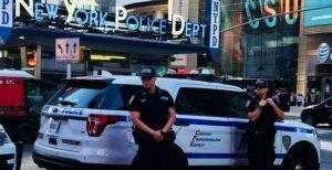 Policía de NY en alerta en Halloween por temor a ataques terroristas