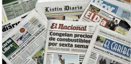 Periódicos viven un período difícil, según expertos de varios países
